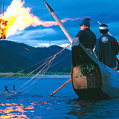 Cormorant Fishing on the Nagara River